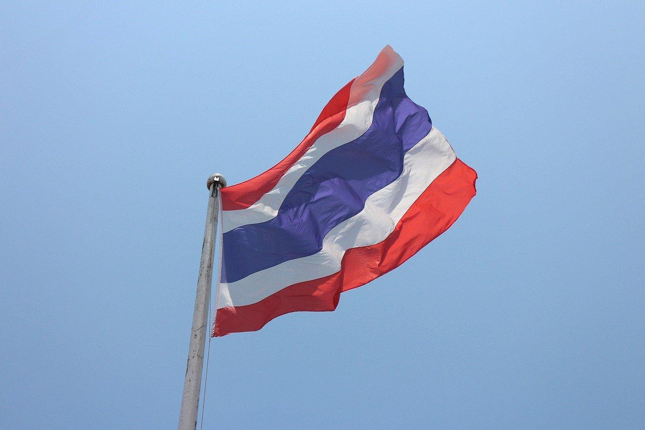 thaiflagga